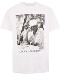 TOPMAN - Jay Z And Biggie Smalls T-shirt - Lyst