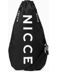 1513f32fcc Lyst - Herschel Supply Co. Black  16  Cross Body Bag in Black for Men