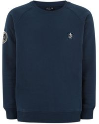 Jog On - Navy Premium Sweatshirt - Lyst