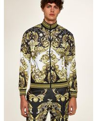 Jaded - Baroque Track Top - Lyst