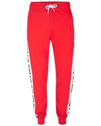 Jog On - Red Joggers* - Lyst