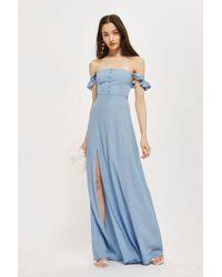 Flynn Skye bridal - Button Maxi Dress By Flynn Skye - Lyst