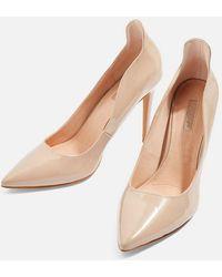 TOPSHOP - Sammy Court Shoes - Lyst