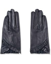 TOPSHOP - Frill Gloves - Lyst