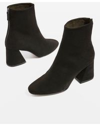 TOPSHOP - Marbella Ankle Boots - Lyst