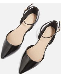TOPSHOP | Annie Pointed Shoes | Lyst