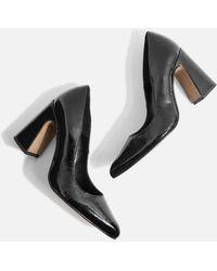 TOPSHOP - Genesis Court Shoes - Lyst
