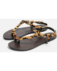 TOPSHOP - Hula Ring Sandals - Lyst