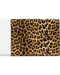 2b60eb8742bd Kate Spade Run Wild Leopard Dumpling Coin Purse - Lyst