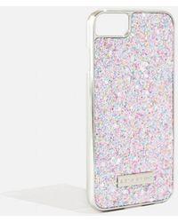 TOPSHOP - Treasure Case - Iphone 6/6s/7 & 8 By Skinnydip - Lyst