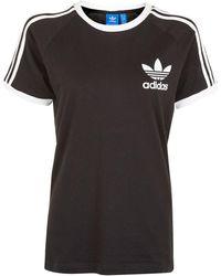 TOPSHOP - California T-shirt By Adidas Originals - Lyst