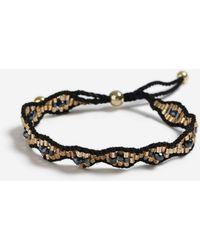 TOPSHOP - Tribel Bead Bracelet - Lyst