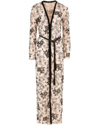 Jaded London - Mesh Kimono By - Lyst