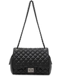 Marc B. - Quilted Black Cross Body Bag By - Lyst