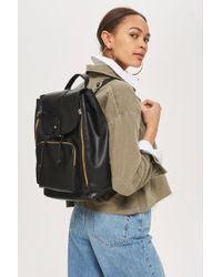 TOPSHOP | New Bobby Large Backpack | Lyst