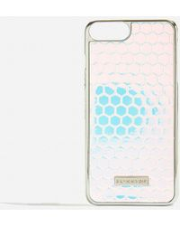 Skinnydip London - Honeycomb Iphone Case By Skinnydip - Lyst