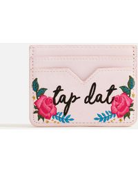 TOPSHOP - Tap Dat Card Holder By Skinnydip - Lyst