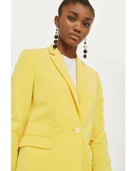 TOPSHOP - Suit Jacket - Lyst