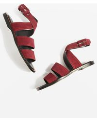 TOPSHOP - Strappy Sandals - Lyst