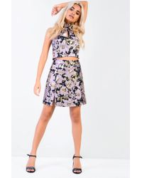 Glamorous - Brocade Pelmet Skirt By - Lyst