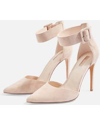 TOPSHOP - Wide Fit Shoes - Lyst