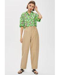 TOPSHOP - delmonte Peg Trousers By Boutique - Lyst