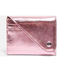 TOPSHOP - Envelope Coin Purse - Lyst