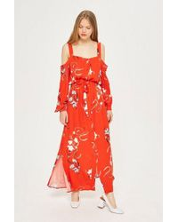 Y.A.S - floral Maxi Dress By - Lyst