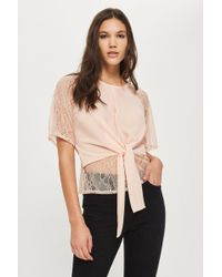 TFNC London | Molia Top By | Lyst