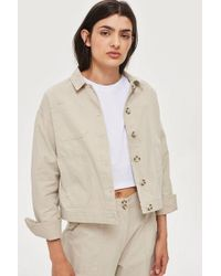 Native Youth - awkward Cropped Jacket By - Lyst