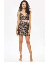 Wyldr - patterned A-line Skirt By - Lyst