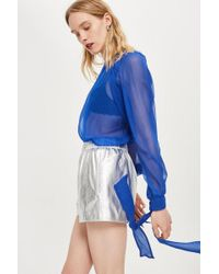 TOPSHOP - Gospel Blouse By Boutique - Lyst
