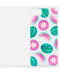 TOPSHOP - Watermelon Case - Lyst