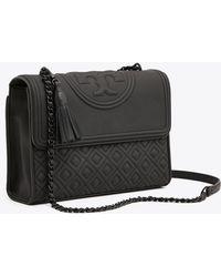 cc43a8f70a5 Tory Burch - Fleming Matte Convertible Shoulder Bag