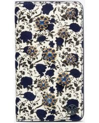 Tory Burch - Floral Folio Case For Iphone 8 - Lyst