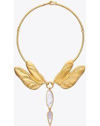 Tory Burch - Dragonfly Collar - Lyst