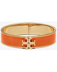 Tory Burch - Kira Enamel 14mm Bracelet - Lyst