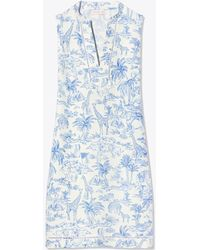 Tory Burch - Printed Beach Dress Cover-up - Lyst