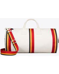 Tory Sport - Canvas Weekender Duffle Bag - Lyst