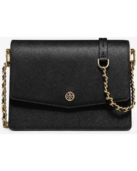 Tory Burch | Robinson Convertible Shoulder Bag | Lyst