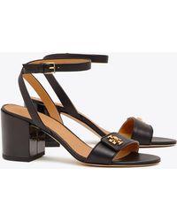 Tory Burch - Kira 65mm Sandal   004   Heeled Sandals - Lyst