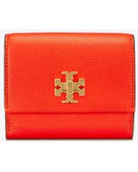 Tory Burch - Kira Foldable Medium Wallet - Lyst