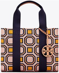 Tory Burch - Printed Tory Tote - Lyst
