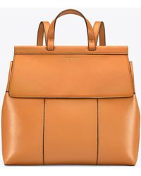 Tory Burch - T Backpack - Lyst