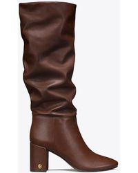 Tory Burch - Brooke Slouchy Boot - Lyst