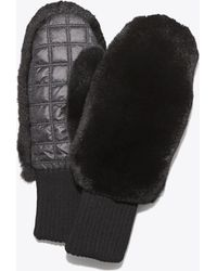 Tory Burch - Pieced Mitten - Lyst