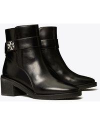 Tory Burch - Kira Mid-heels Booties - Lyst