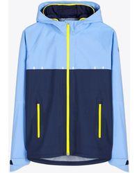 Tory Sport - Double Hood Running Jacket - Lyst