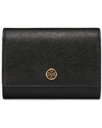 Tory Burch Robinson Medium Leather Wallet