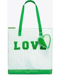 Tory Sport - Tory Burch Heart Packable Tote - Lyst